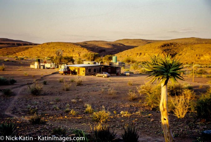 Fish river lodge, Fish river Canyon, Namibia