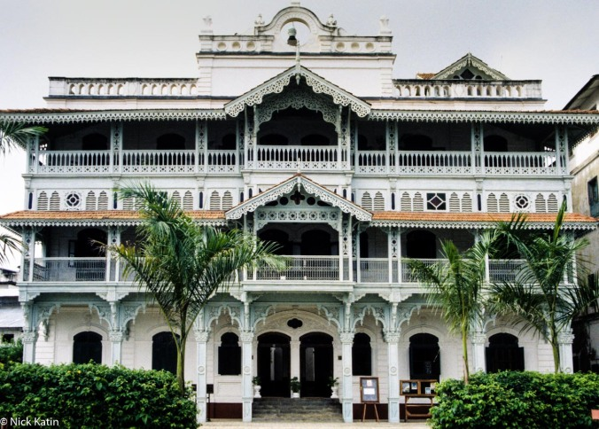 The Old Dispensary in Zanzibar, Tanzania
