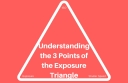 Understanding the 3 points of the exposure triangle