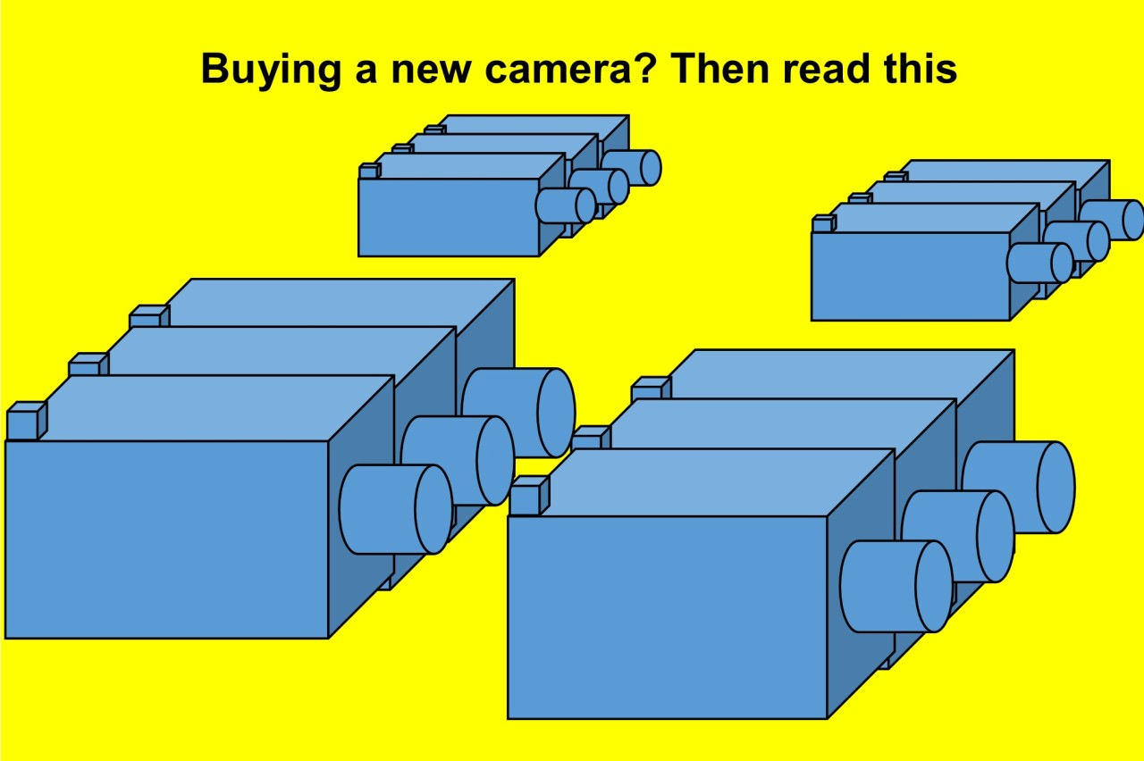 Buying a new camera? Then read this