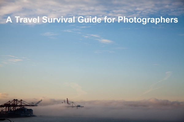 travel survival guide for photographers