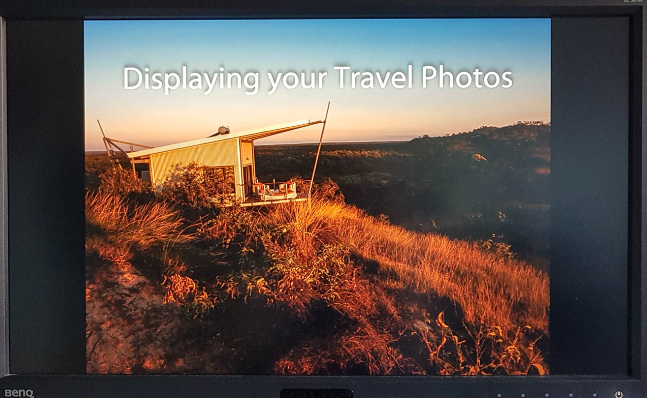 Displaying your TravelPhotos