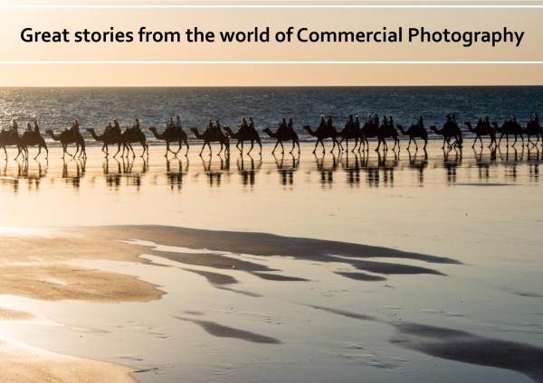 Great stories from the world of Commercial Photography