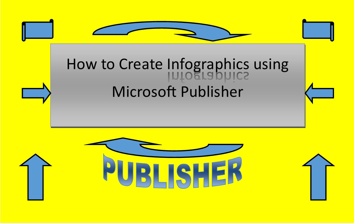 How to create great Infographics using MicrosoftPublisher